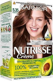 Garnier Nutrisse Creme Coloración Permanente con Mascarilla
