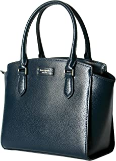 Kate Spade Jeanne Small Leather Women's Satchel Handbag WKRU6044