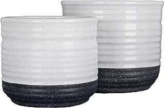 Best pottery planters large Reviews