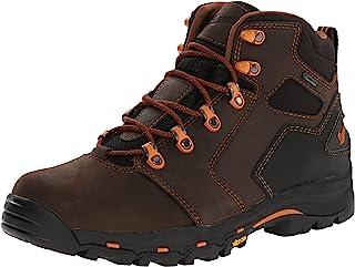 حذاء عمل رجالي من Danner مقاس 4.5 بوصات سادة عند الأصابع
