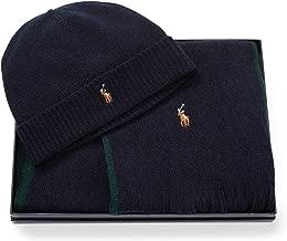 Best ralph lauren men's hat scarf set Reviews