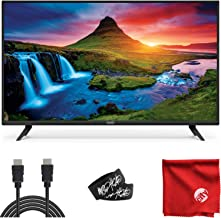 VIZIO D-Series 40-Inch 1080p Full HD LED Smart TV (D40F-G9) with Built-in HDMI, USB, SmartCast, Voice Control Bundle with ...