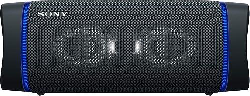 Sony SRS-XB33 | Enceinte Portable EXTRA BASS Bluetooth Stéréo, Sans Fil, résistante aux chocs, étanche pour Plage et ...