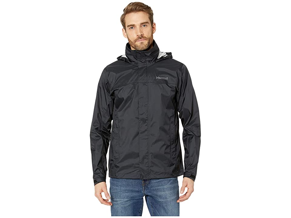 Marmot PreCip(c) Eco Jacket (Black) Men