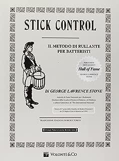 Stick control. Il metodo di rullante dei batteristi