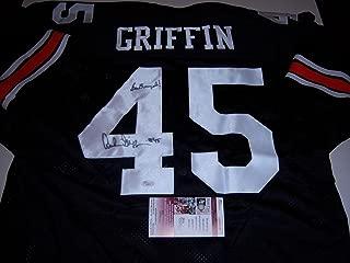 archie griffin autographed jersey