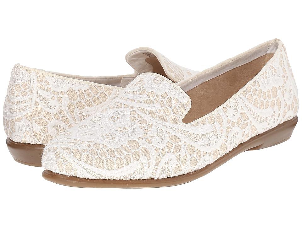 Aerosoles Betunia (White Combo) Women