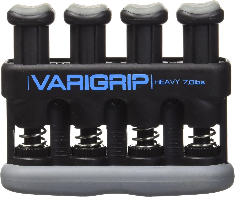 CanDo VariGrip Hand Exerciser, Heavy  bluee