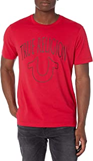 True Religion Men's Tr Graphic Short Sleeve Crewneck Tee