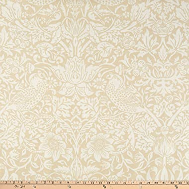 FreeSpirit 108'' Quilt Back Standen Strawberry Thief Linen Fabric by the Yard
