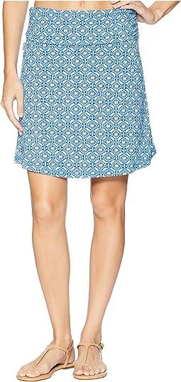Tangier Odor Free Printed Skirt