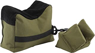 Hiram Front Rear SandBag Shooting Rest Support Bags Stand Holders for Gun Rifle