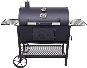 Oklahoma Joe's 19302087 Judge Charcoal Grill, Black