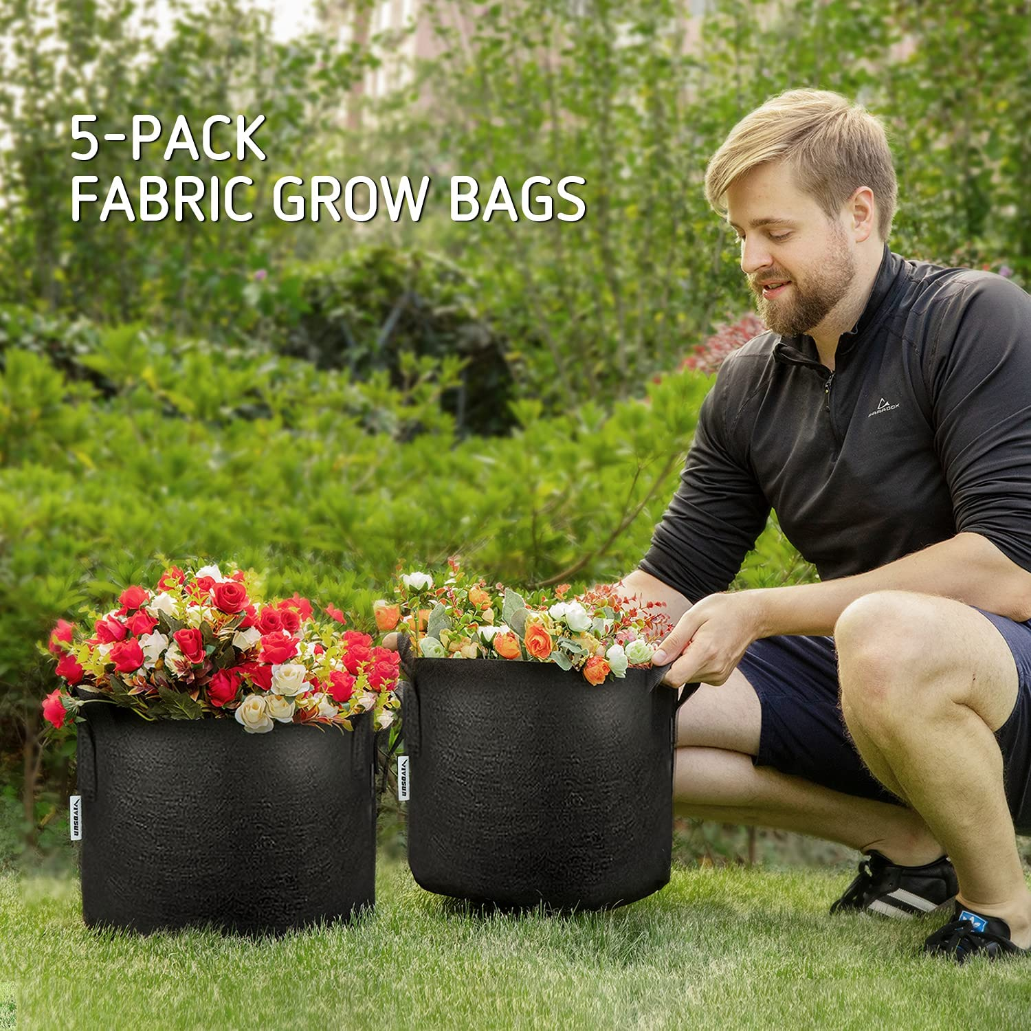 Why to use Grow Bags