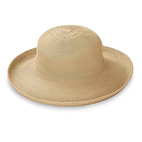 Wallaroo Hat Company Women s Petite Victoria Sun Hat – Packable d2209f7e18b9