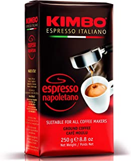 Kimbo Espresso Napoletano Ground, 250g