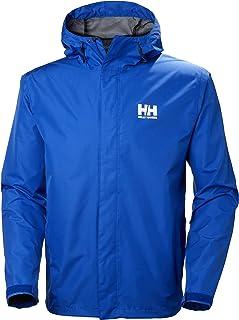 Helly Hansen Men's Seven J Waterproof, Windproof, and...