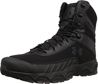 Men's Valsetz Military & Tactical Boot Military and Tactical, Black (001)/Black, 14