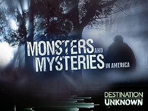 Monsters and Mysteries in America Season 2