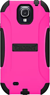 Trident Case AEGIS Series Protective for Samsung Galaxy S4/GT-I9500 - Retail Packaging - Pink