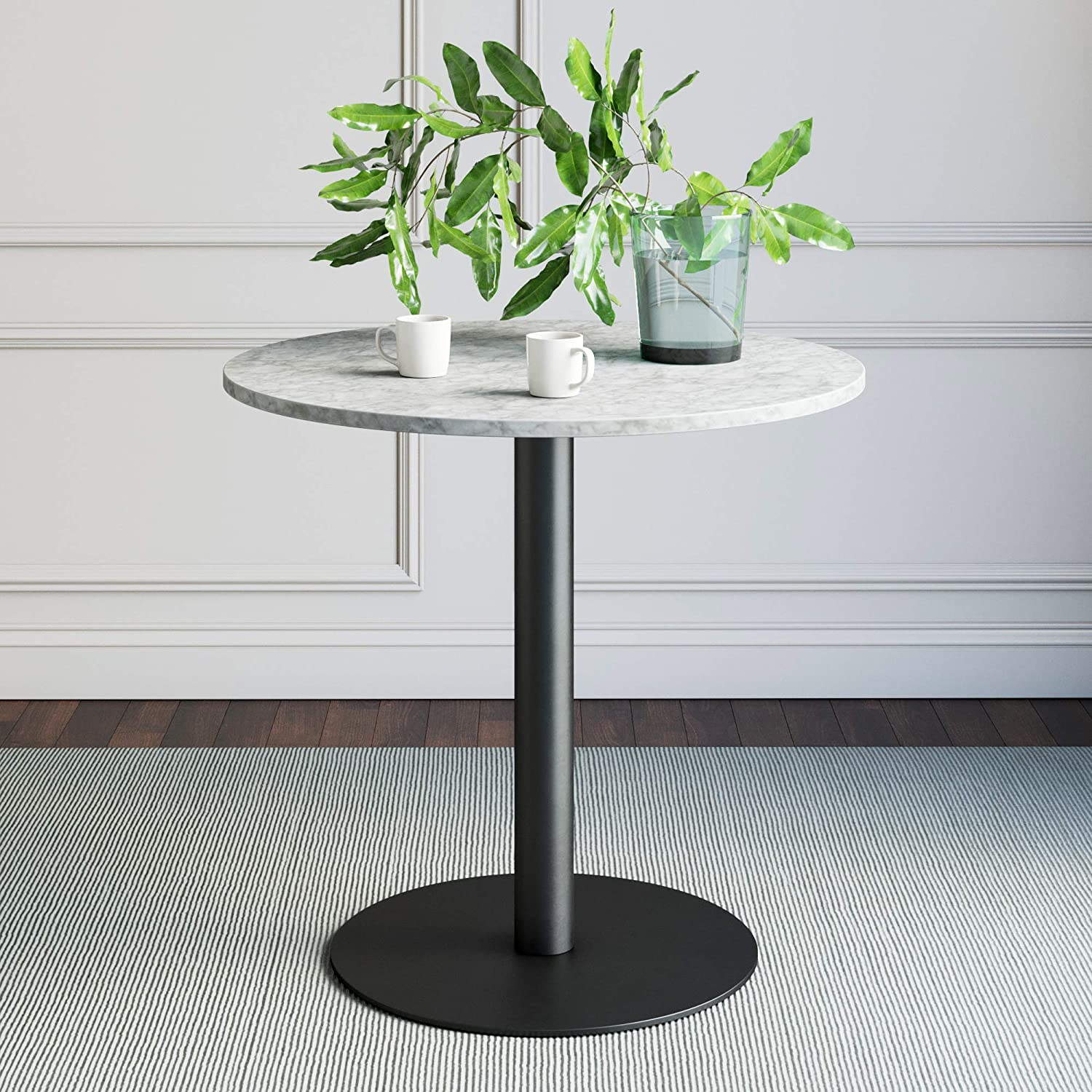 Nathan James Weekly update Choice Lucy Small Mid-Century Modern Kitchen Dining Tab or