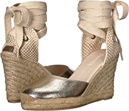 Soludos - Metallic Tall Wedge