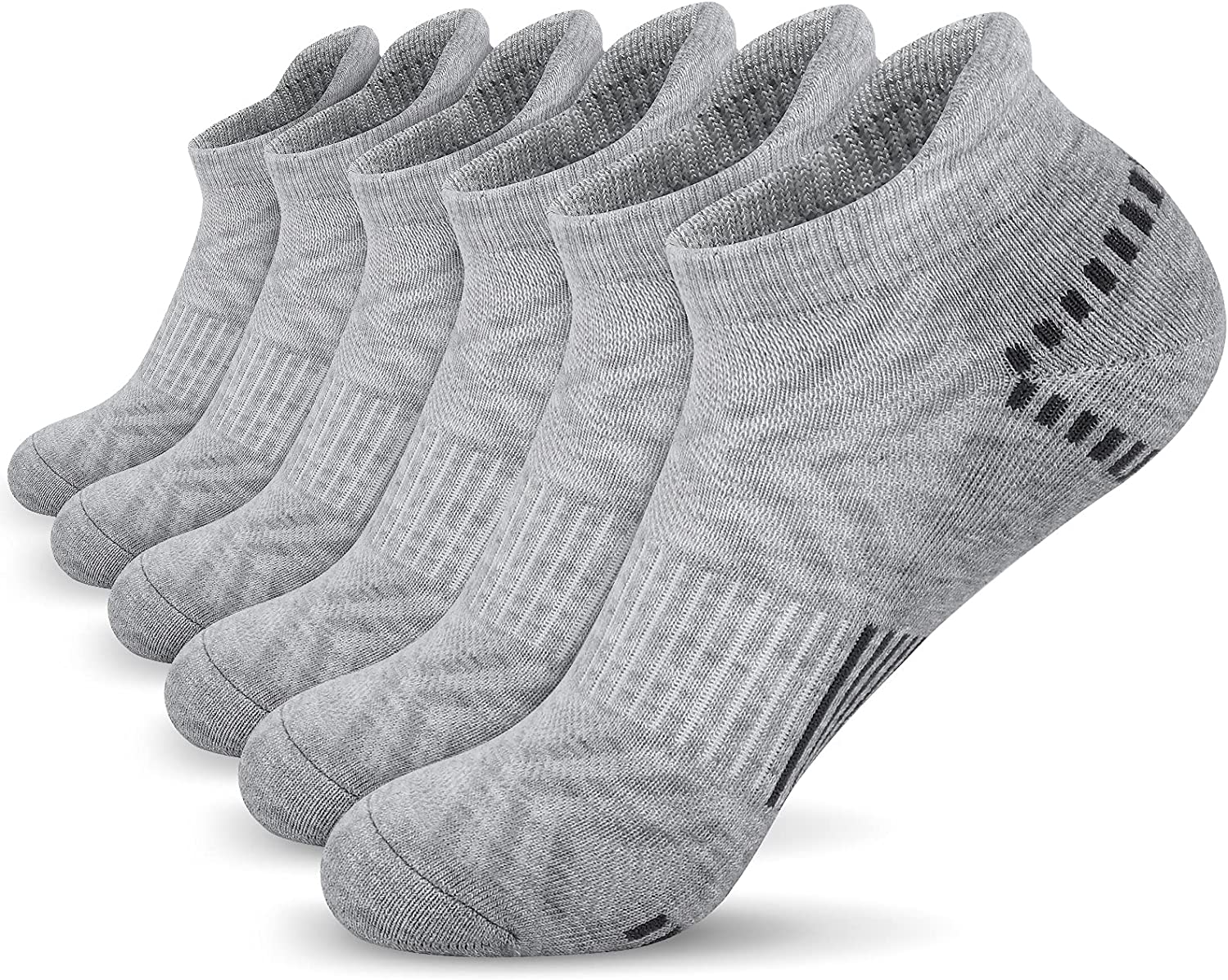 Airacker Athletic Running Socks Ranking TOP20 6 Sport Breathable Pairs Low Cut Max 49% OFF