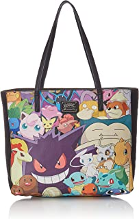Pokemon Collection Wide Tote Bag