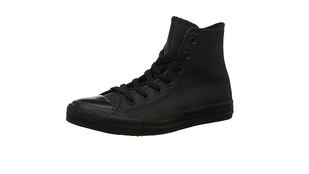 Converse Chuck Taylor All Star Mono Leather Hi - Zapatillas Hombre
