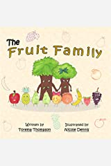 The Fruit Family (Butterfly Besitos Collection) Kindle Edition