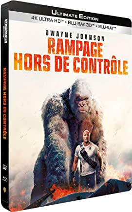 Rampage - Hors de contrôle [Italia]