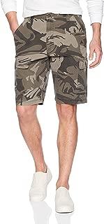 Authentics Men's Classic Relaxed Fit Cargo Short, Dark...
