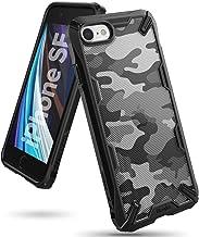 Ringke Fusion-X Diseñado para Funda Apple iPhone SE 2020, iPhone 8, iPhone 7 (4.7