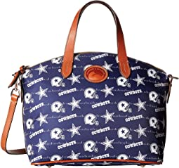 NFL Nylon Small Gabriella Satchel