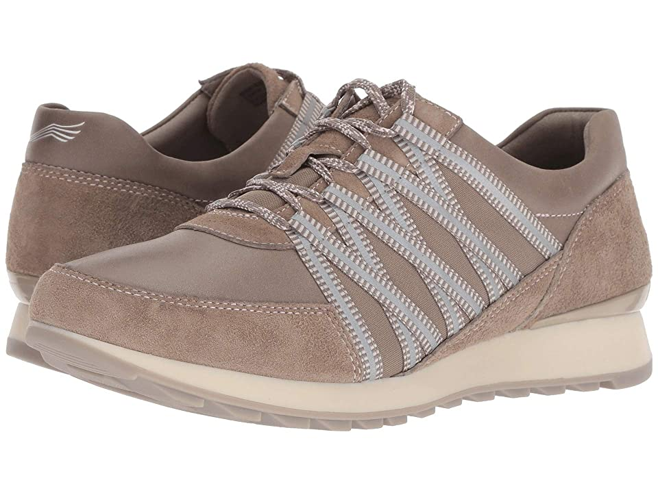 Dansko Gabi (Taupe Burnished Nubuck) Women