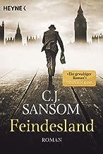 Feindesland: Roman - Der Bestseller aus England (German Edition)
