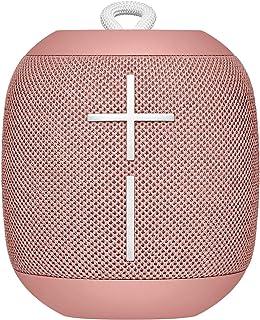 Ultimate Ears Wonderboom Altavoz Portátil Inalámbrico Bluetooth, Sonido Envolvente de 360°, Impermeable, Conexión de 2 Alt...