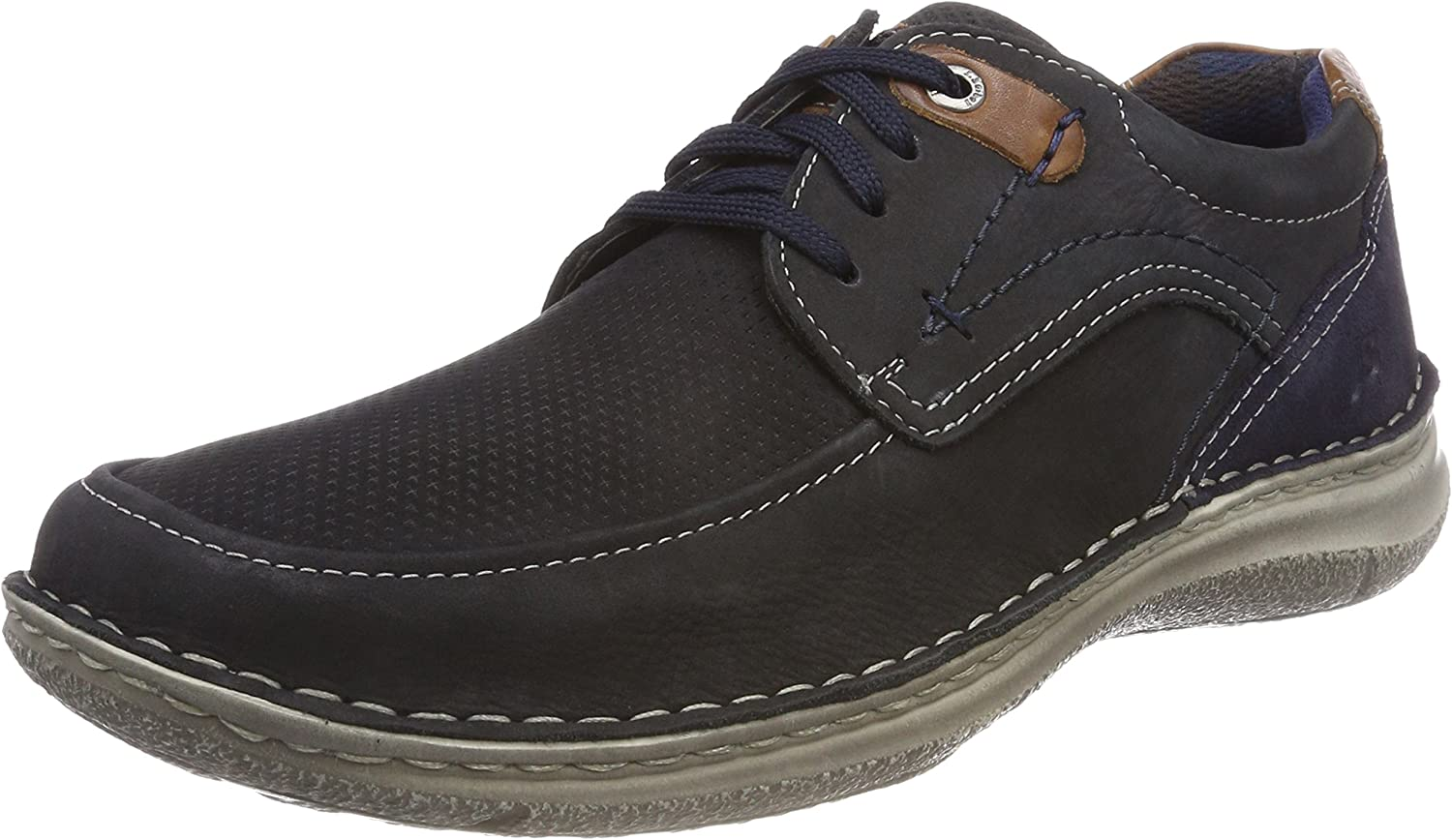 Josef Seibel Anvers 75 - Ocean (Navy) Mens shoes
