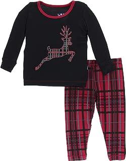 kickee pants christmas pajamas
