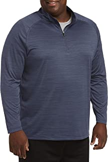 1 4 zip pullover polyester