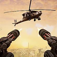 Gunship Operation Helicopter Gun Strike Clash Heli War Simulator Games: Rules Of Survival In Army War Zone In Battlefield ...