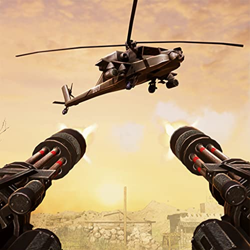 Gunship Operation Helicopter Gun Streik Clash Heli War Simulator Spiele: Regeln des Überlebens in Army War Zone in Battlefield Adventure Mission