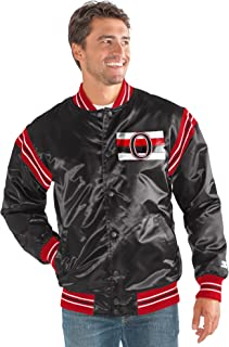 STARTER Men's The Enforcer Retro Satin Jacket