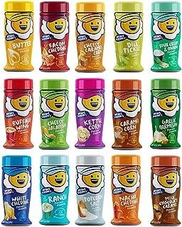 Kernel Seasons Popcorn Flavors Variety Pack of 15 Flavors