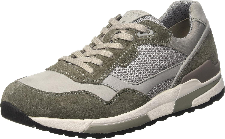 Geox Men's U Goomter a Low-Top Sneakers