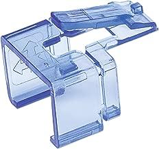 Intellinet Repair Repair Clips (Pack of 50RJ45RJ45Modular Plugs) Blue 50 RJ45-Reparaturclips (Transparent Blau)