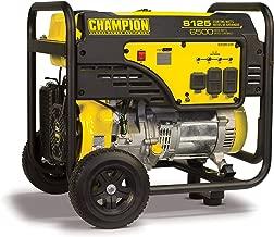 Champion Power Equipment 100109 6500 Watt Portable Generator