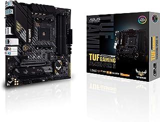 ASUS TUF Gaming B450M-PRO S AMD AM4 (3rd Gen Ryzen™) Micro ATX Gaming Motherboard (8+2 Power Stages, 2.5Gb LAN, BIOS Flash...