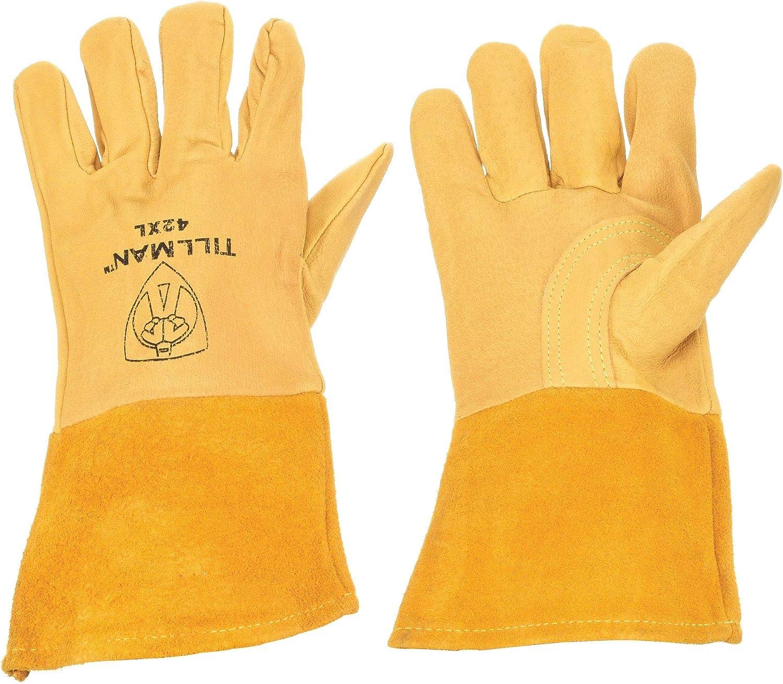Max 69% OFF Welding Gloves MIG Reinforced lowest price L PR
