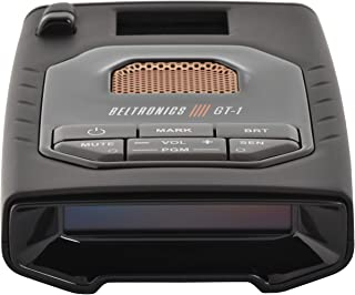 Beltronics GT1 - Radar/Laser Detector, Fewer False Alerts, Supercharged Detection, OLED Display, Bluetooth, Escort Live, V...